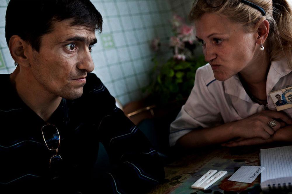 31113 Украина: секс, наркомания, бедность и СПИД в 2011 году