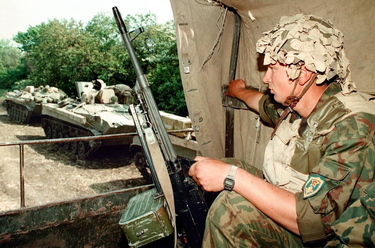 1275679B Первая Чеченская война в фотографиях Александра Неменова