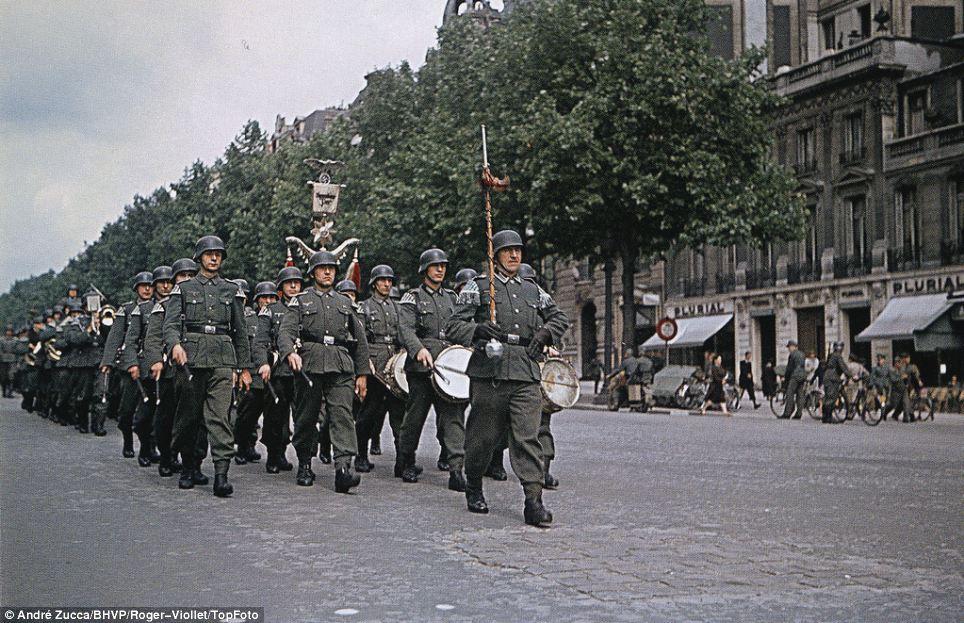 Nazioccupation19 Париж во время фашистской оккупации