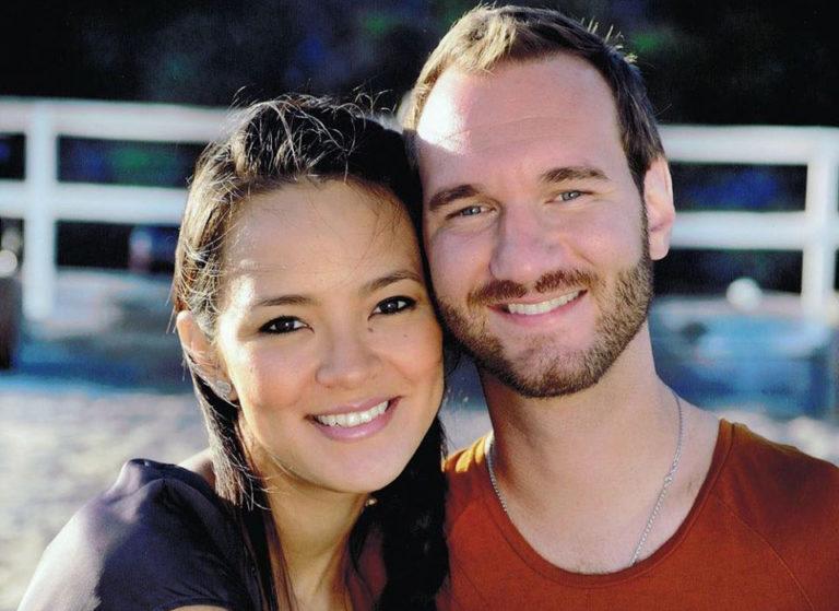 Ник Вуйчич: «От самоубийства меня остановила любовь к моим родителям»