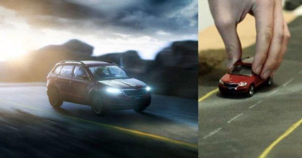 Как сделать реалистичные рекламные фото, используя ...