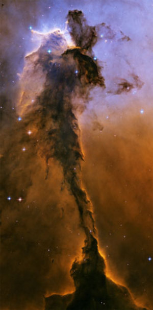 image from google sky