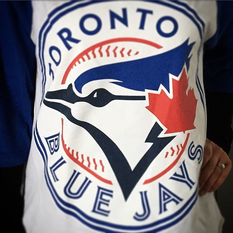 Ready for game 1 of the #alcs... Go @bluejays go! #ourmoment