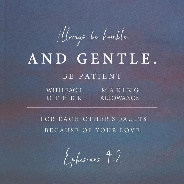 BE BE By Example Ephesians 42This is our invite todayhellip