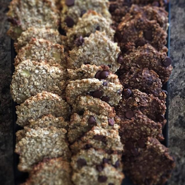 The easiest oatmeal cookies three ways! allergenfree