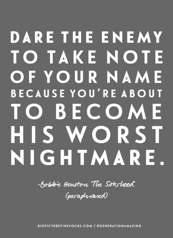 Dare-the-Enemy