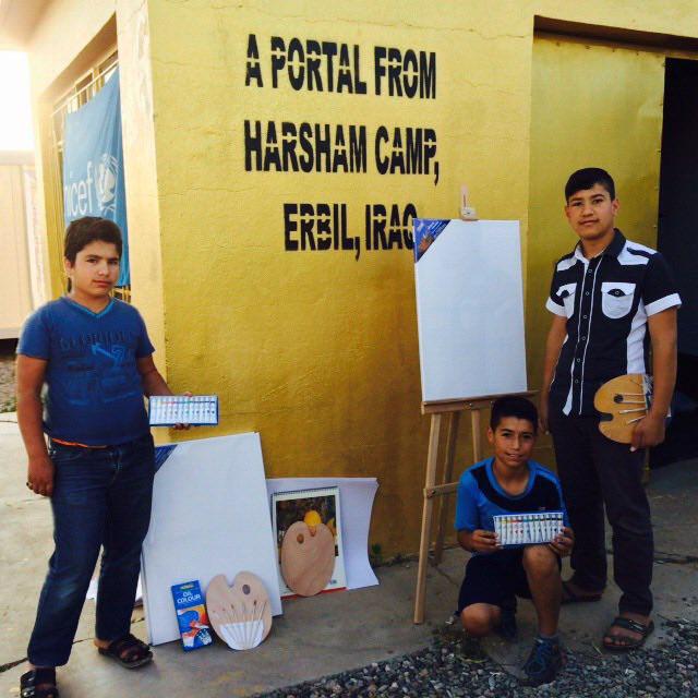 Harsham kids