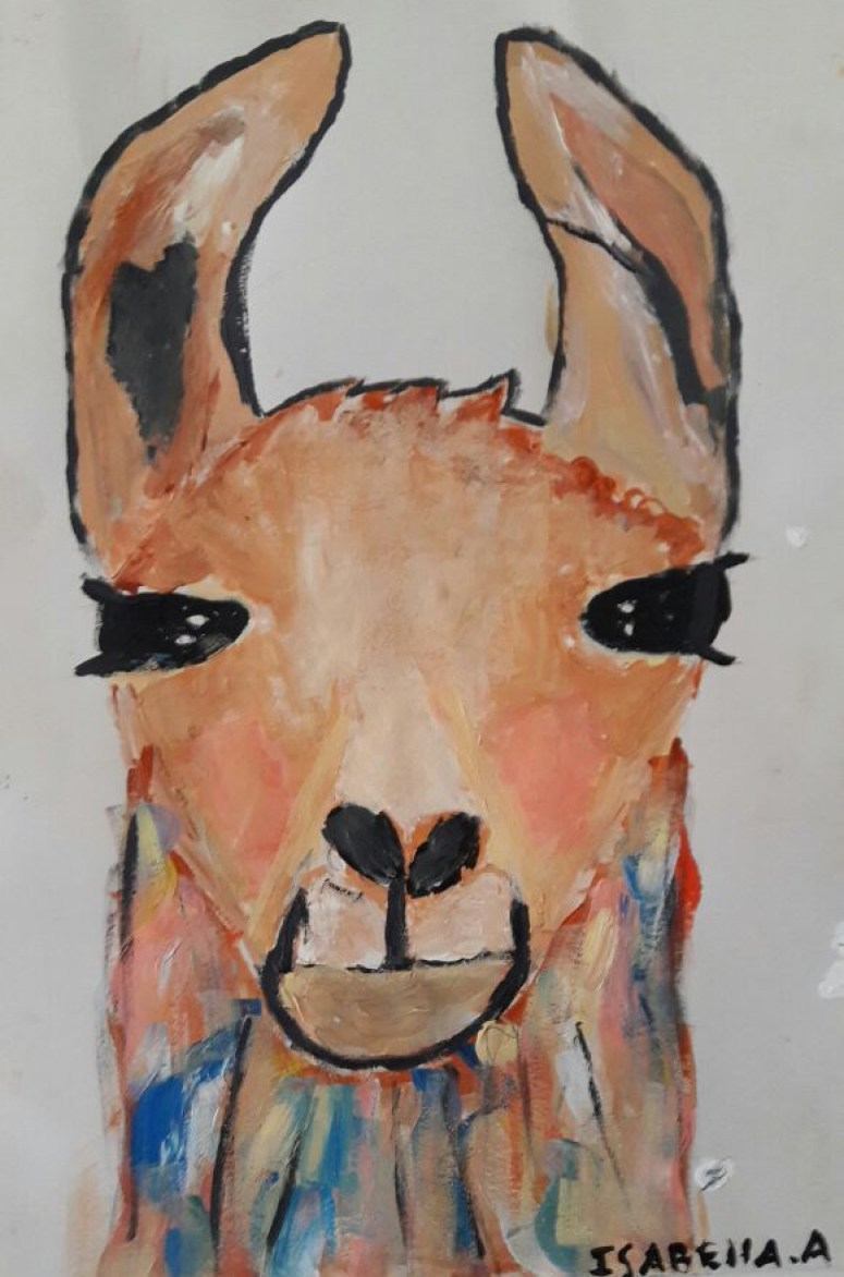 Isa's Painting (1)