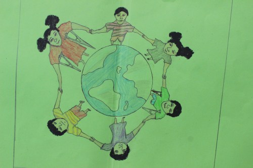 Mantapala Art Children 4