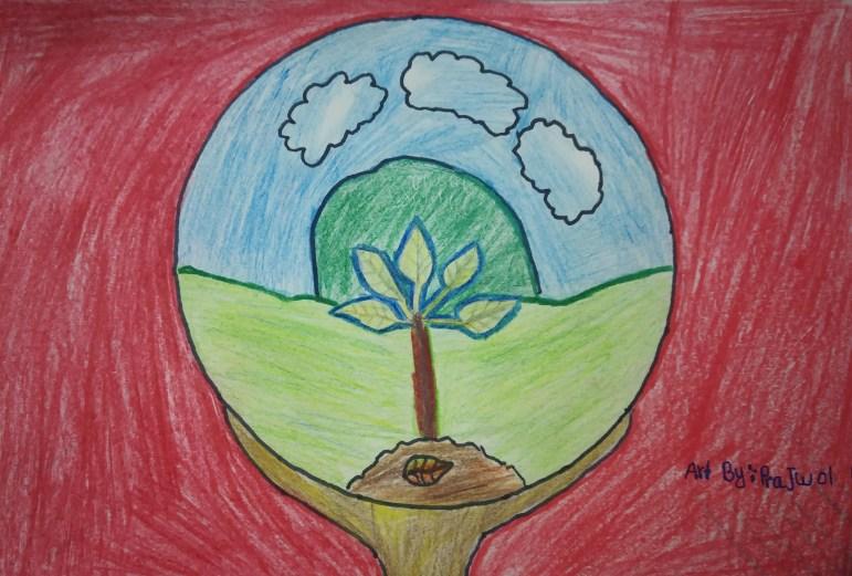 Prajwol, 15, NEPAL