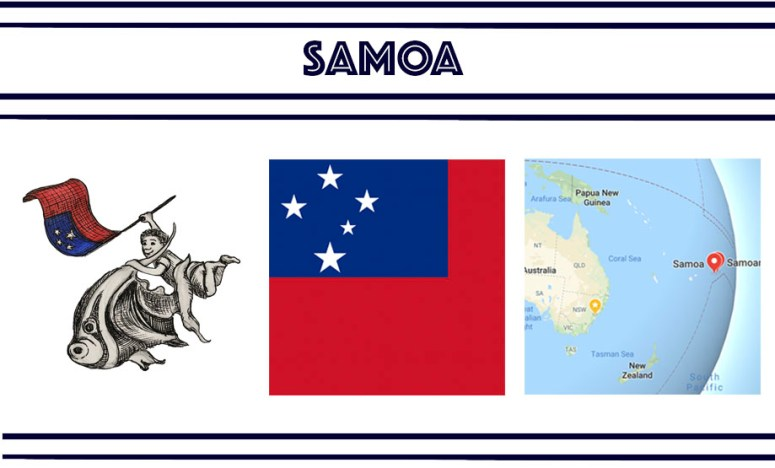 Samoa Banner