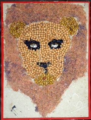 Spring 2020 Rusinga School lion