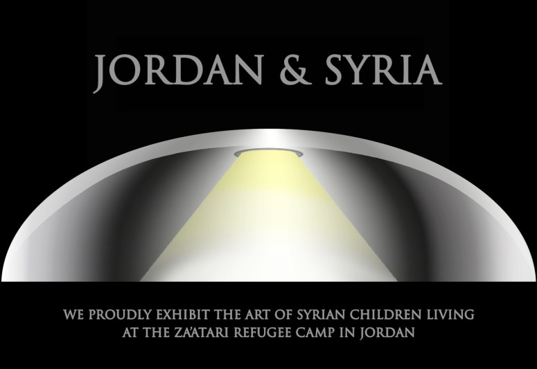 syria & jordan topdome