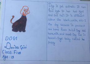 Devika Givi | Age 13