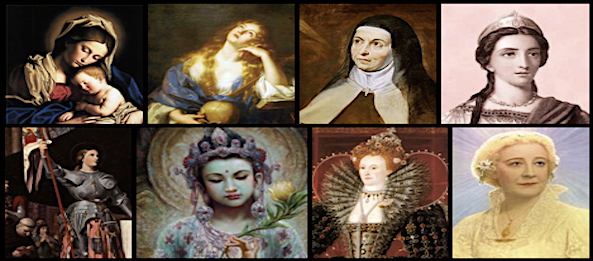 Who Are the Ascended Lady Masters From Source Entities