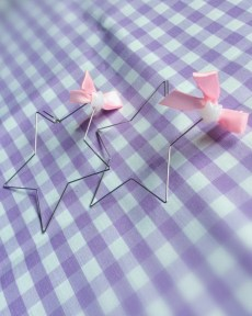 silver-star-hoops-earrings-pink-bow-kawaii-fairy-kei