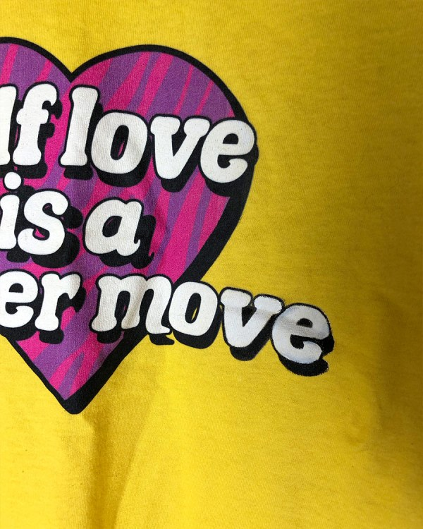 self-love-is-a-power-move-cute-yellow-tee