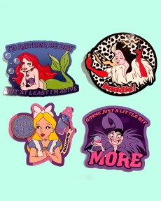 disney-princess-alternative-girl-vinyl-laptop-stickers