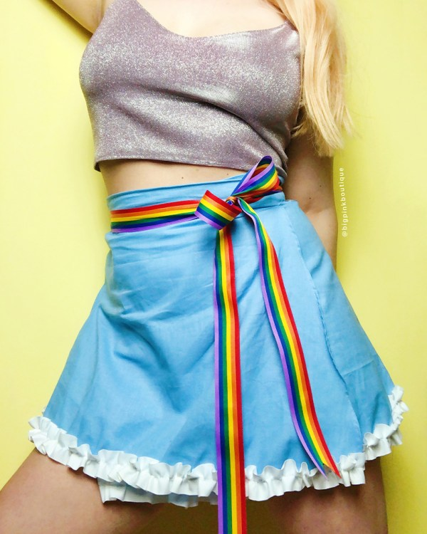 wrap-around-skirt-rainbow-and-cloudy-sky
