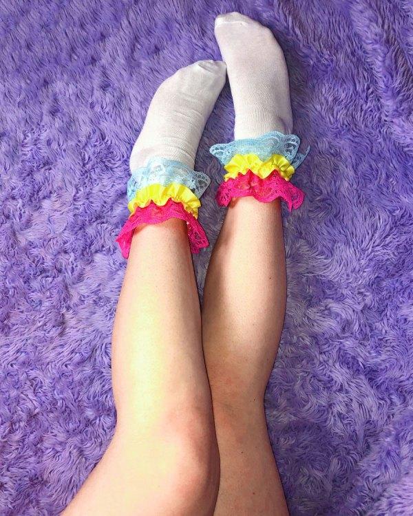 pan-pansexual-pride-flag-socks-pink-yellow-blue-satin-ribbon-lace