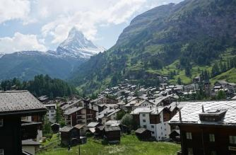 Summer in Zermatt