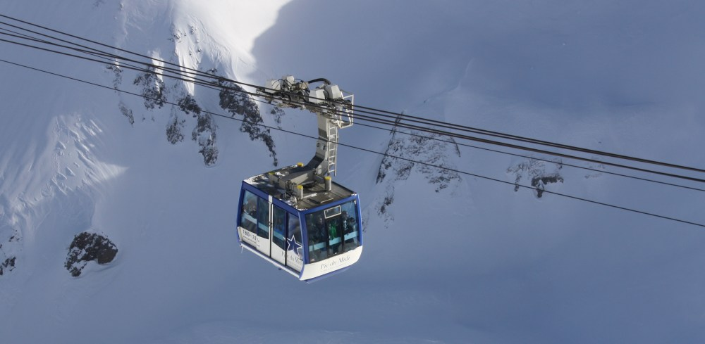 Pic du Midi cable car
