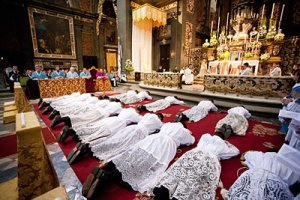 ICK Ordinations 2013