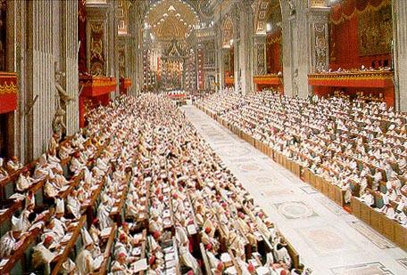 Vatican II Saint Peter's Basilica