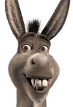 Talking Donkey Transparent Tall Pic
