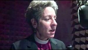 High Priestess Katharine Jefferts Schori