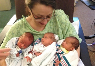 Casi Rott Gives Birth to Triplets Passes Away Leaves Behind five children