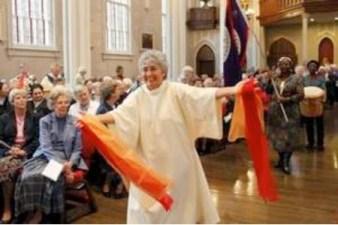 Sister Amina Bejos Liturgical Dancing