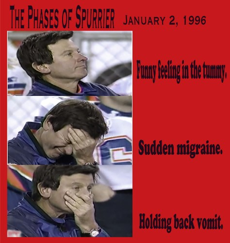 Phases of spurrier