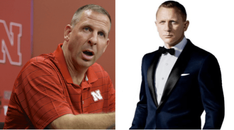 Bo Pelini James Bond