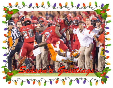 RANDY GREGORY'S CHRISTMAS CARD