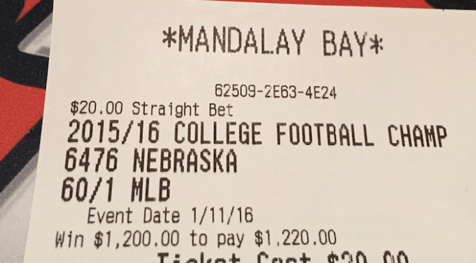 Nebraska Will Most Likely Win the 2015 National Championship