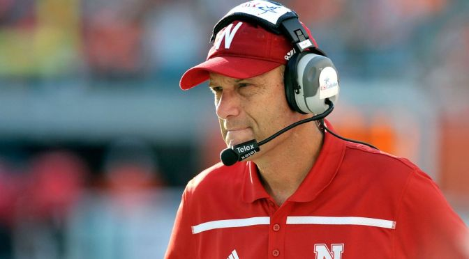 Mike Riley is So Nice…