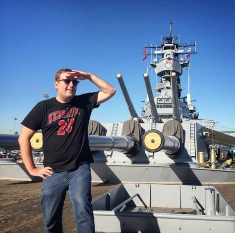 USS IOWA 2