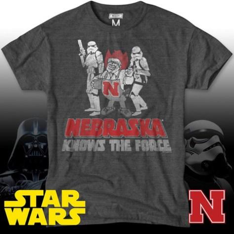 Herbie Husker Star Wars
