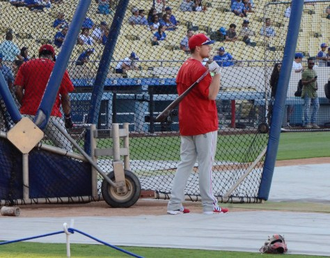 Cody Asche - Batting Cage
