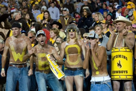 WYOMING FANS