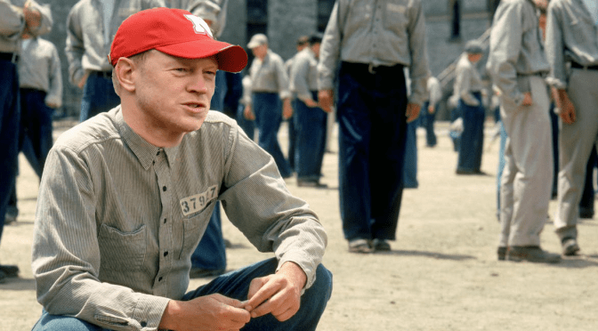 The Big Red Shawshank Redemption