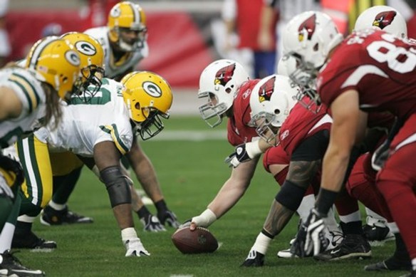 Cardinals v Packers 2