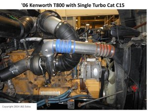 Single Turbo Conversions  Complex to Simple • Big Rig Power