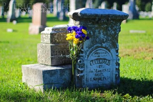 cemetery grave adoption Ruhenpohl 1