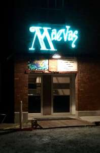 Maeva's Coffee Shop at The Milton Schoolhouse in Alton, Illinois. Interview with the owner on The Big Séance Podcast: My Paranormal World - BigSeance.com