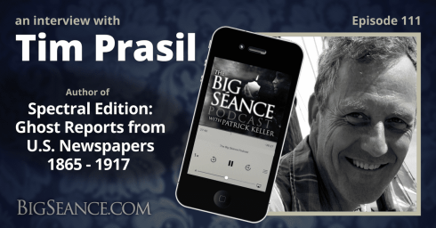 An Interview of Tim Prasil, author of