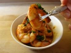 Very Simple Sherried Shrimp https://bigsislittledish.wordpress.com/2012/01/27/very-simple-sherried-shrimp/
