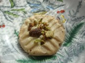 Floral Shortbreads (Gluten-Free) https://bigsislittledish.wordpress.com/2012/03/18/floral-scented-shortbreads-gluten-free/