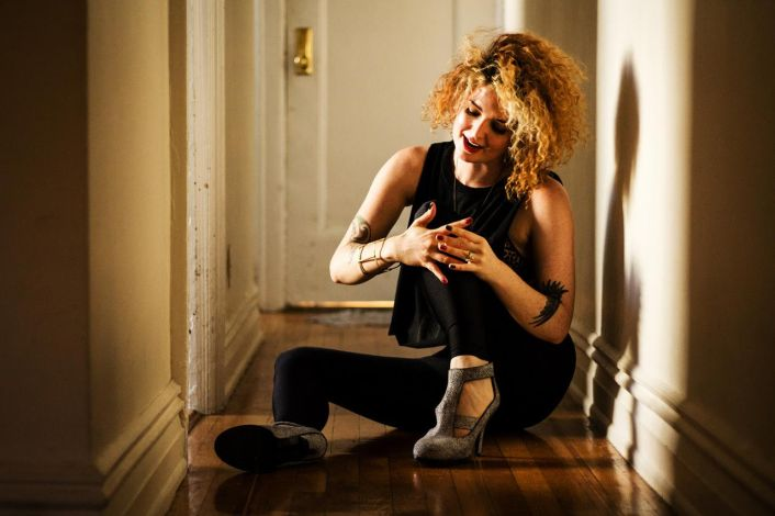 Photo by Liz Smalls taken in my Brooklyn Apartment
